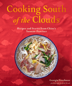 Cooking South of the Clouds Cover